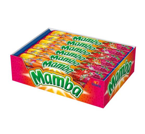 Мамба это вкусно