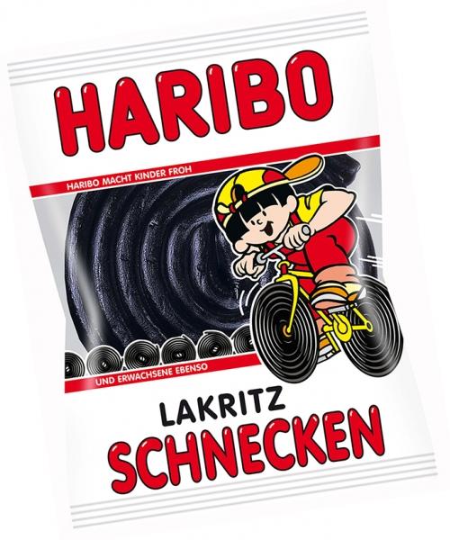 Haribo Mini bag liquorice